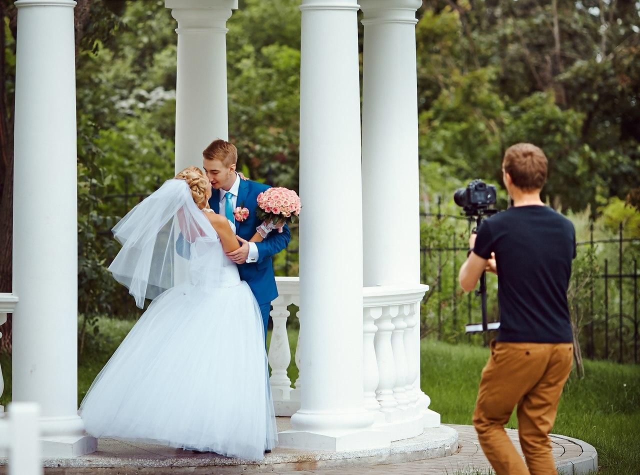 Съемка свадьбы Антон Панков